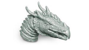 Nachbearbeitung von 3D Scans. Ihre gelieferten Modelle werden 3D gescannt und filigran via CAD nachmodelliert